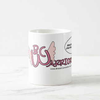 the official BC Warrior coffee and tea mug