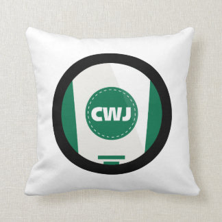 The Official Comedians Writing Jokes Pillow