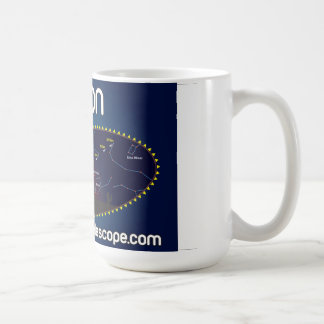 The Official Comet ISON Mug with Finder Chart