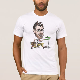 "The official ""Evan Drellich"" T shirt"