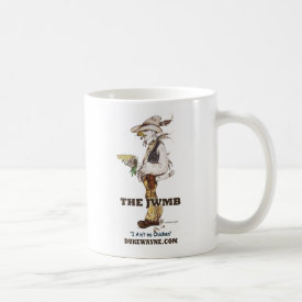 The Official JWMB Chicken Cowboy Coffee Mug