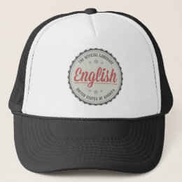 The Official Language Trucker Hat