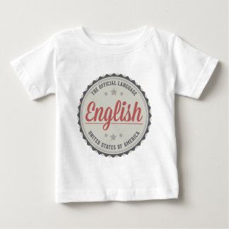 The Official Language Shirts
