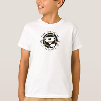The Official Lost Tooth Club T shirt
