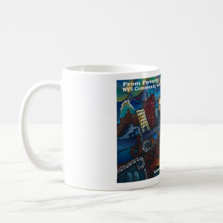 The Official NYS Community Action Poverty Tour Mug