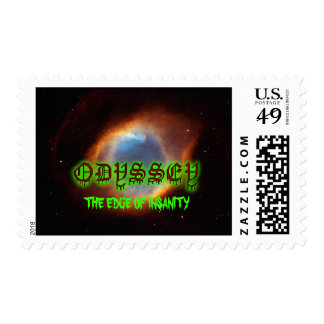 THE OFFICIAL ODYSSEY STAMP