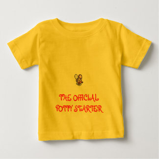 The Official Party Starter Baby T-Shirt