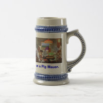 The Official Pig Mauer Limited Edition Stein