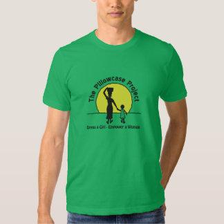 The Official Pillowcase Project Team Shirt - Green