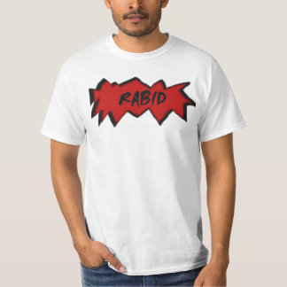 The Official Rabid Nick Refer shirt