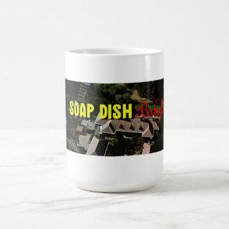 THE OFFICIAL SOAP DISH BABYLON COFFEE MUG!! COFFEE MUG