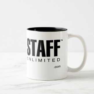 The Official 'STAFF Unlimited .com' Mug