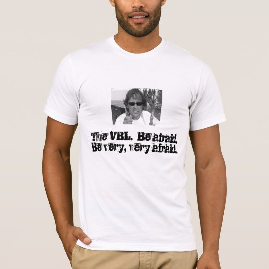 The Official T-Shirt of the VBL