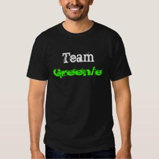 The Official Team Green/e Shawn Dark Shirt