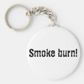 The Official VOD Key Chain (Smoke Burn!)