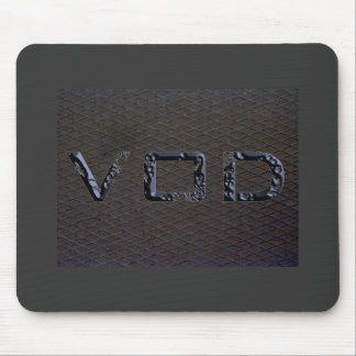 The Official VOD Lettered Mousepad