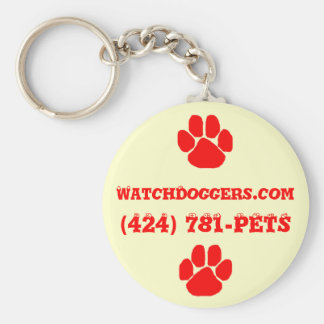 The Official WatchDoggers Keychains