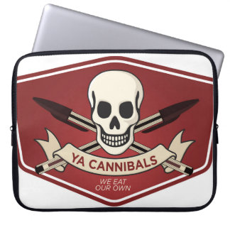 The Official YA Cannibals Laptop Sleve Laptop Sleeves