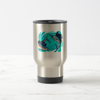 THE OFFSHORE CALLING TRAVEL MUG