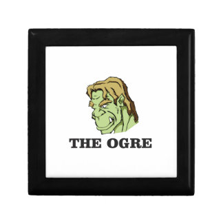 the ogre green jewelry box