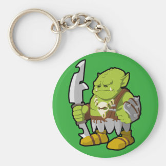 The Ogre keychains