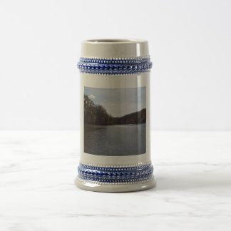 The Ohio River Beer Stein