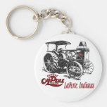 The OilPull Tractor Keychain