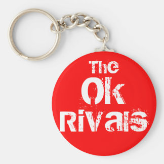 The Ok Rivals Keychain