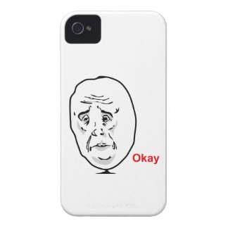 The Okay Guy Case-Mate iPhone 4 Case