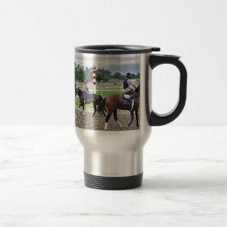 The Oklahoma Training Track at Saratoga Coffee Mugs