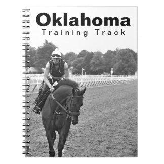 The Oklahoma Training Track at Saratoga Notebook