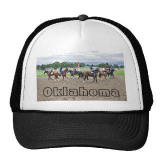 The Oklahoma Training Track at Saratoga Trucker Hat