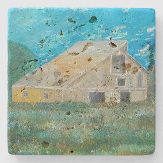 The Ol Barn Stone Coaster