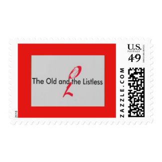 The Old and the Listless Postage
