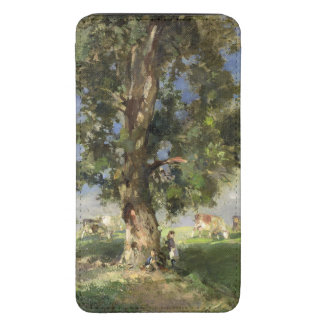 The Old Ash Tree (oil on canvas) Galaxy S5 Pouch