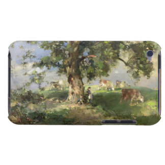 The Old Ash Tree (oil on canvas) iPod Touch Case