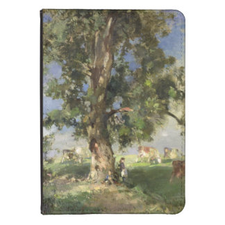 The Old Ash Tree (oil on canvas) Kindle Cover