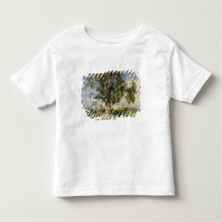 The Old Ash Tree (oil on canvas) Toddler T-shirt