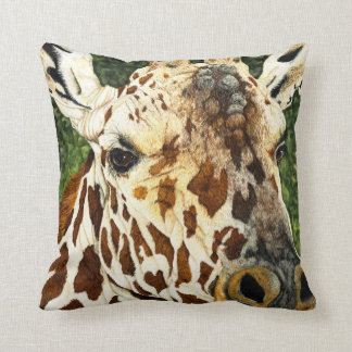 The Old Bachelor - Giraffe Pillow