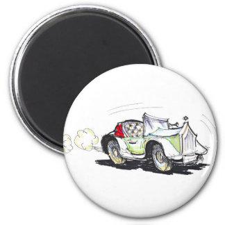 The Old Banger-Vintage Car Magnet