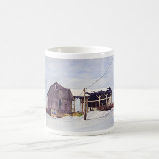 The Old Barn- mug