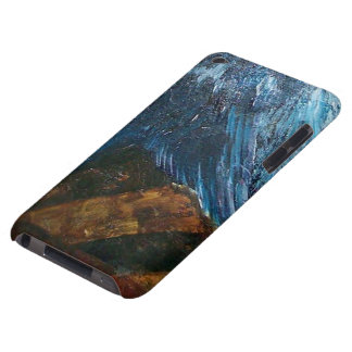 The Old Barn Wood iPod Touch Case-Mate Case