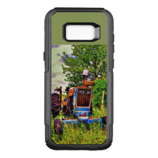 The Old Blue Tractor OtterBox Commuter Samsung Galaxy S8  Case