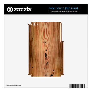 The old board. iPod touch 4G skins