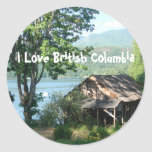 The Old Boathouse Sticker