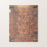 The Old Book Cover Jigsaw Puzzles