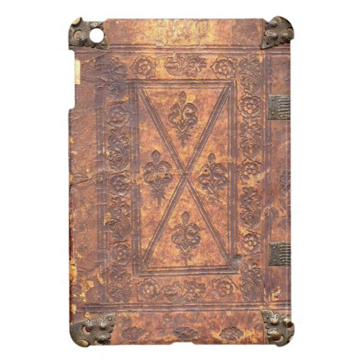 The Old Book iPad Mini Cover