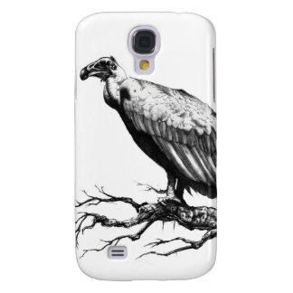The Old Buzzard Samsung Galaxy S4 Case