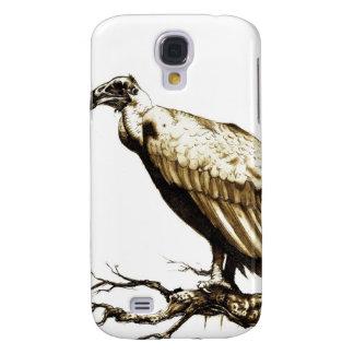 the Old Buzzard Samsung Galaxy S4 Cases
