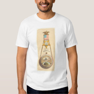 The Old Canteen (1248A) T Shirt